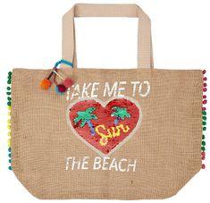 s.Oliver dámska béžová plážová taška
