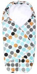 Emitex otroška spalna vreča BEA, bela