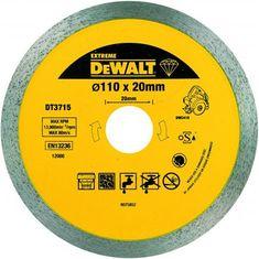 DeWalt rezalna plošča DIA. 110/20 Extreme (DT3715)