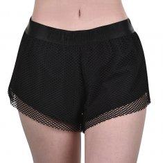 Calvin Klein Dámske kraťasy Mesh Laye r Short KW0KW00706-094 PVH Black