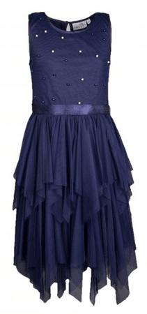 Happy Girls lány ruha 98 sötétkék