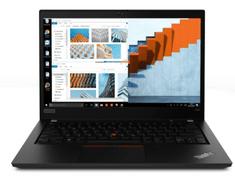 Lenovo prijenosno računalo ThinkPad T490 i7-8565U/16GB/SSD512GB/14FHD/W10P, črn (20N2000LSC)