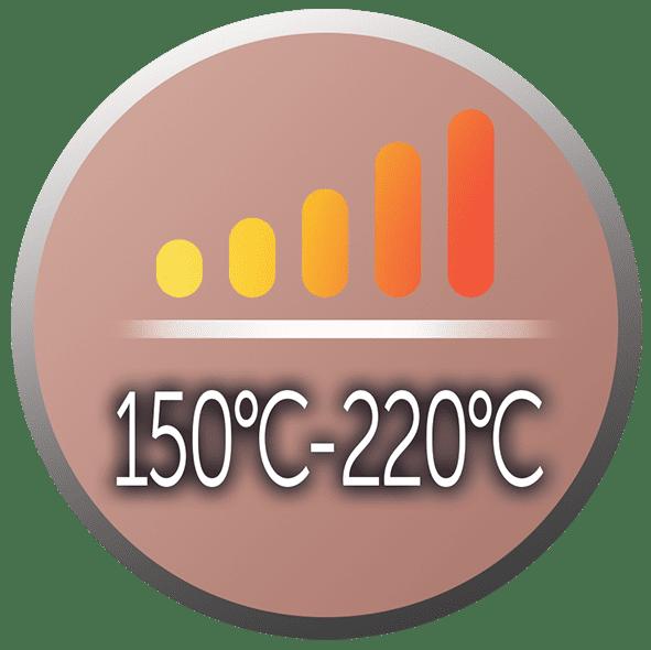 Remington S3580 Ceramic Crimp 220 nastavljiva temperatura