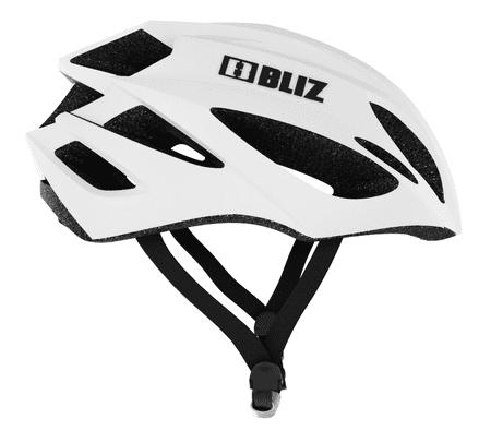 Bliz kolesarska čelada Alpha, White, bela, 54-58 cm