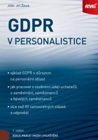 Žůrek Jiří: GDPR v personalistice