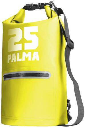 Trust Palma Waterproof Bag (15 l) 22833, žlutá
