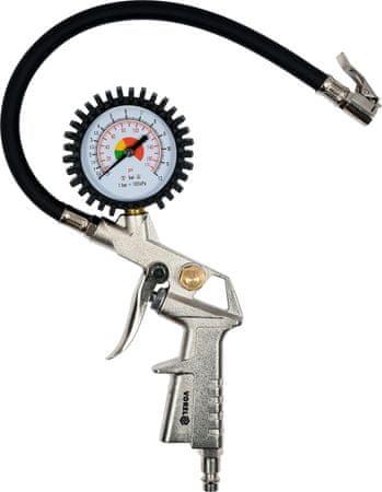 Vorel Pištoľ na hustenie pneu s manometrom 2,8-10 bar