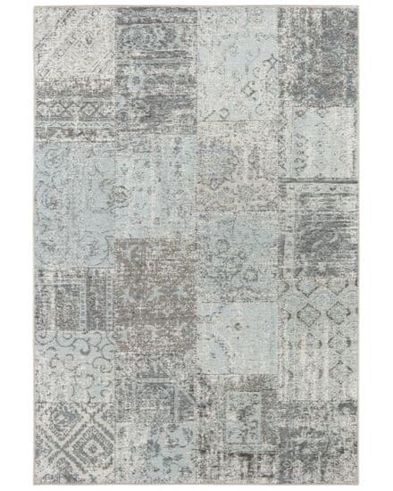 Elle Decor Kusový koberec Pleasure 103587 Light Blue/Black/Cream z kolekce Elle 80x150
