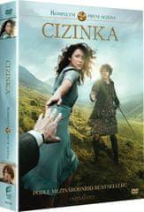Cizinka - 1. série (6DVD) - DVD