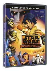 Star Wars Povstalci - Kompletní 1. série (3DVD) - DVD