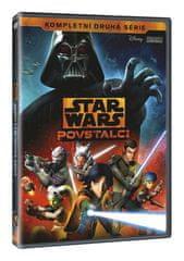 Star Wars Povstalci - Kompletní 2. série (4DVD) - DVD