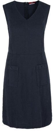 s.Oliver sukienka damska 36 ciemnoniebieska