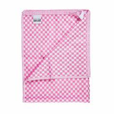 Butlers Ručník na ruce/utěrka - růžová