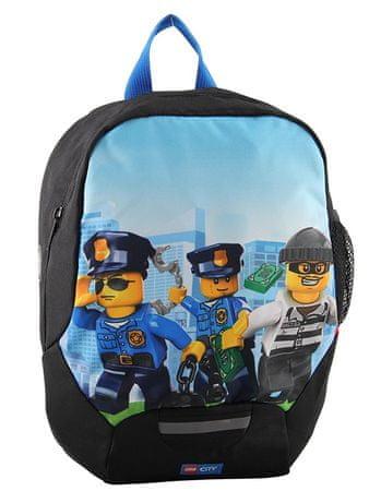 LEGO City Police Chopper hátizsák