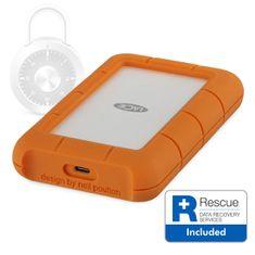 LaCie HDD vanjski tvrdi disk Rugged Secure, 2TB
