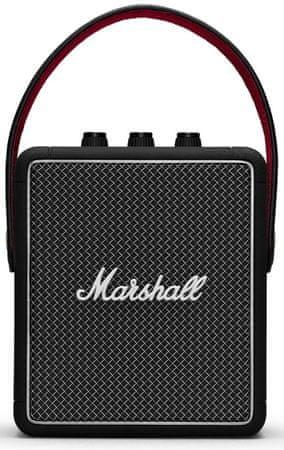 MARSHALL Stockwell II hordozható hangszóró, fekete
