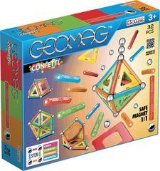 Geomag zestaw magnetyczny Confetti 32