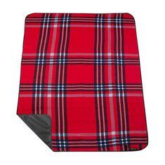 Spokey Picnic Highland Piknik takaró hordszíjjal 130x150