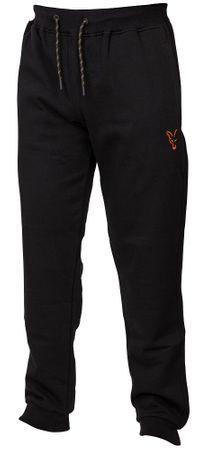 FOX Tepláky Collection Black Orange Joggers XL