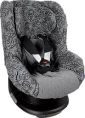Dooky Seat Cover Group 1, světle šedá - rozbaleno