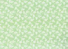 Patifix Samolepiaca fólia dekoratívna 15-6420 ZELENÉ KVETY - šírka 45 cm