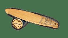 WOODBOARDS Balanční deska Woodboards Surf - komplet