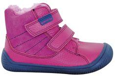 Protetika dívčí zimní barefoot boty Kabi