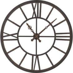 KARE Nástenné hodiny Factory LED