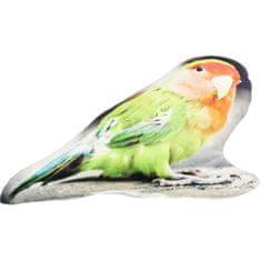 KARE Polštář Shape Parrot 25×47 cm