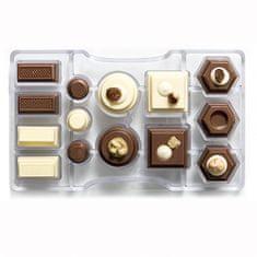 Decora Forma na čokoládu 200x120x22 mm