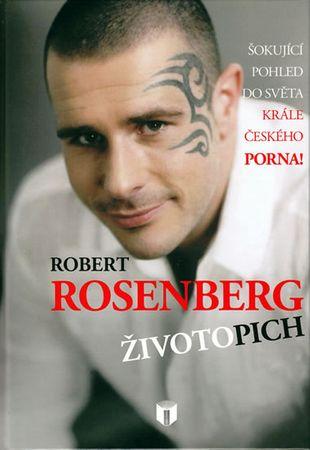Rosenberg Robert: Robert Rosenberg - Životopich