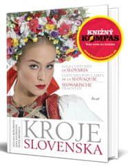 Beňušková, Peter Brenkus, Jana Kucbeľová: Kroje Slovenska, Folk Costumes of Slovakia, Costumes popul