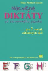 Klausitz Klára Meňhart: Nácvičné diktáty zo SJ pre 7. ročník ZŠ - 2.vyd.