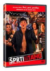 Šprti na tahu - DVD