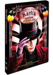 Karlík a továrna na čokoládu - DVD