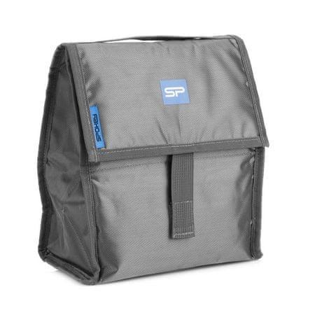 Spokey LUNCH BOX ICE Termo taška s chladiacim gélom v stenách