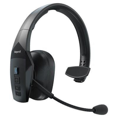 BlueParrot B550-XT HDST řidič hlučné prostředí hlasové ovládání komfort potlačení šumu