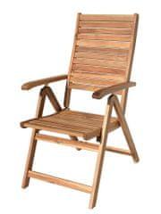 Rojaplast krzesło składane LEO