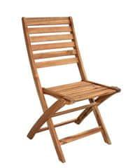 Rojaplast krzesło składane BRUNO 2 szt.