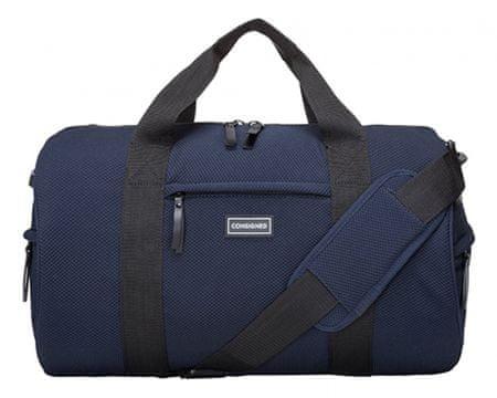CONSIGNED unisex tmavě modrá cestovní taška