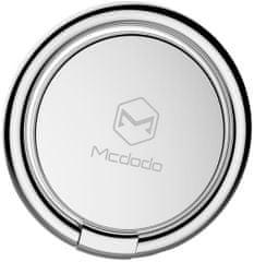 Mcdodo magnetický držiak pre mobilný telefón, strieborná, MR-4740