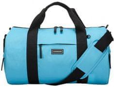 CONSIGNED unisex modrá cestovní taška