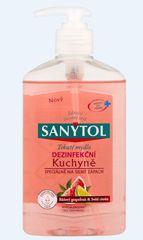 SANYTOL Dezinfekční mýdlo Kuchyně 250 ml