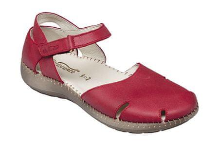 SANTÉ Zdravotná obuv dámska MN / 21622 Rubino (Veľkosť vel. 39)