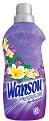 Wansou Wansou 2 x 750ml aviváž 30 dávok Tropic blossom