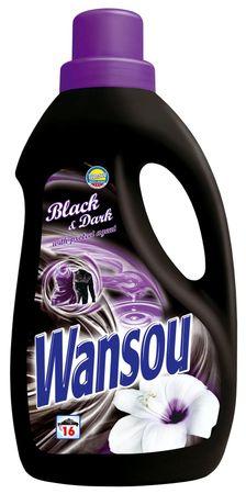 Wansou Wansou 2 x 1 liter prací prostriedok Black&Dark