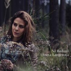 Langerová Aneta: Na Radosti - CD