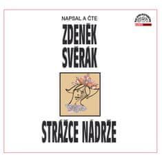 Svěrák Zdeněk: Strážce nádrže (3x CD) - CD