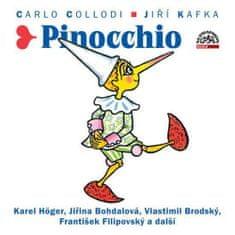Various: Kafka, Collodi: Pinocchio - CD