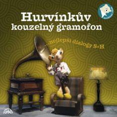 Divadlo S+H: Hurvínkův kouzelný gramofon - CD